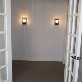 Walk in Extra Room/Closet/Office